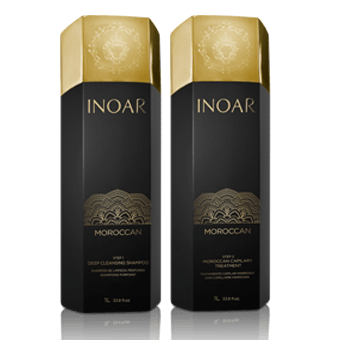 Inoar Moroccan Treatment