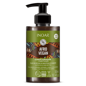 Inoar Afro Vegan Conditioner