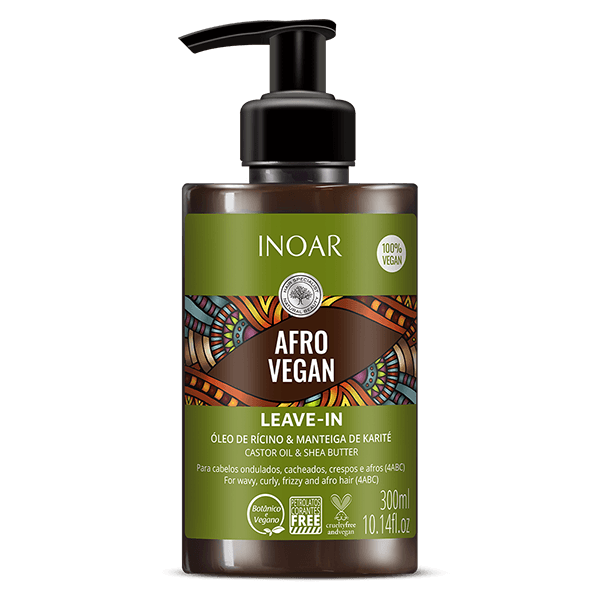 Inoar Afro Vegan Leave-in
