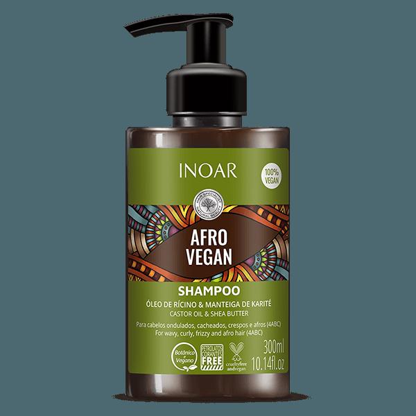 Inoar Afro Vegan Shampoo