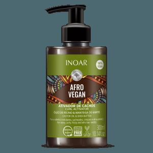 Afro Vegan Curl Activator