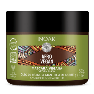 Afro Vegan treatment mask