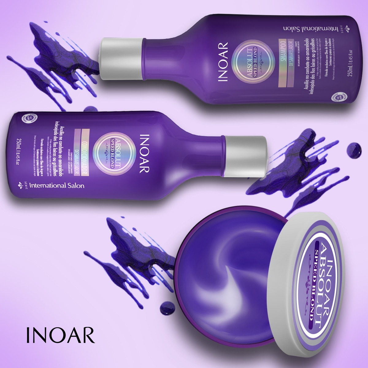 Inoar Speed Blonde